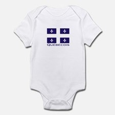 Quebecois Infant Bodysuit