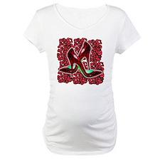 Red Cougar Stilettos Shirt