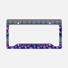 Lotus License Plate Holder