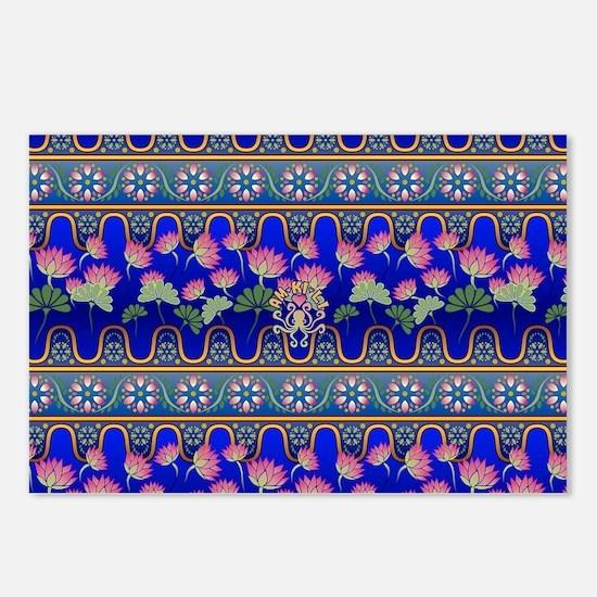 Lotus Postcards (Package of 8)