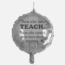 TEACHERS Balloon
