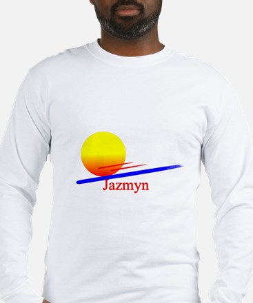 Jazmyn Long Sleeve T-Shirt
