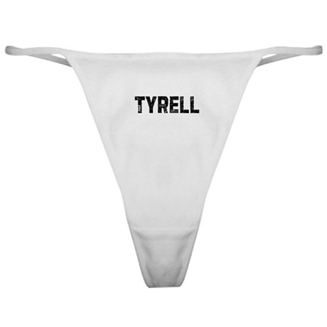 Tyrell Classic Thong