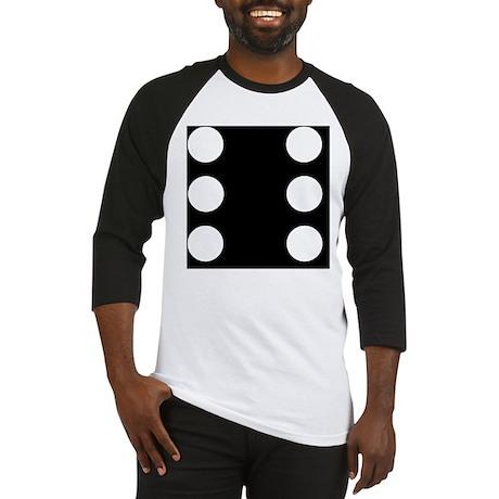 BLACK DICE 6 Baseball Jersey