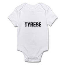 Tyrese Infant Bodysuit