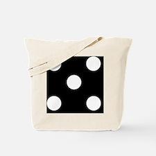 BLACK DICE 5 Tote Bag