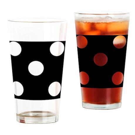 BLACK DICE 5 Drinking Glass