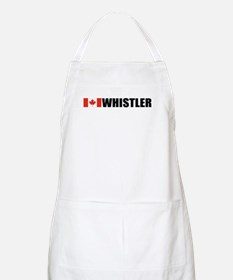 Whistler, British Columbia BBQ Apron