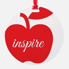 Teachers Inspire Ornament