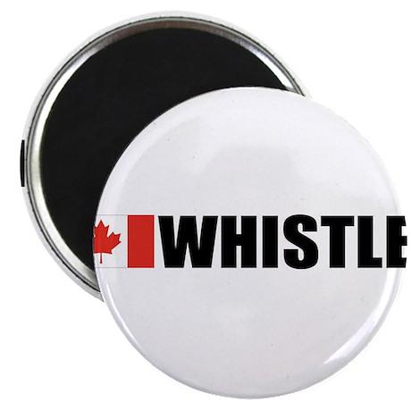 Whistler, British Columbia Magnet