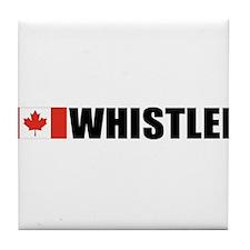 Whistler, British Columbia Tile Coaster