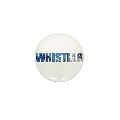 Whistler, British Columbia Mini Button (100 pack)