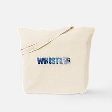 Whistler, British Columbia Tote Bag