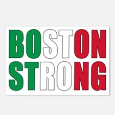 Italian Boston Pride Postcards (Package of 8)