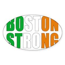 Irish Boston pride Decal