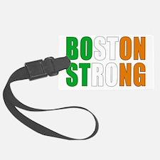 Irish Boston pride Luggage Tag