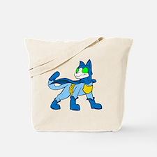 CosmiCat Standing Tote Bag