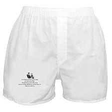 DJs 10 times better Boxer Shorts