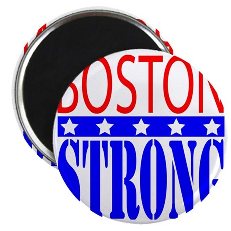 Boston Strong Tee Shirt Magnet