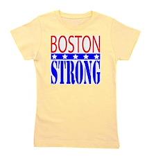 Boston Strong Tee Shirt Girl's Tee