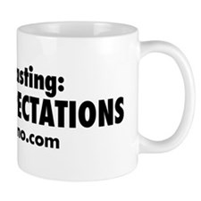 Grape Expectations Bumper Sticker Mug