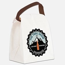 The Trail Show - New Logo Canvas Lunch Bag