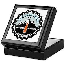 The Trail Show - New Logo Keepsake Box