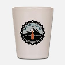 The Trail Show - New Logo Shot Glass