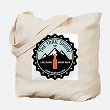 The Trail Show - New Logo Tote Bag