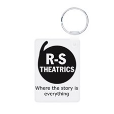 Logo with Tag Keychains