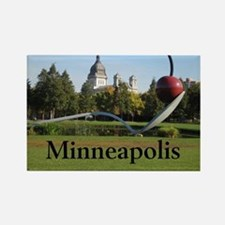Minneapolis_10X8_puzzle_Spoonbrid Rectangle Magnet
