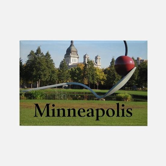 Minneapolis_10X8_puzzle_Spoonbrid Rectangle Magnet