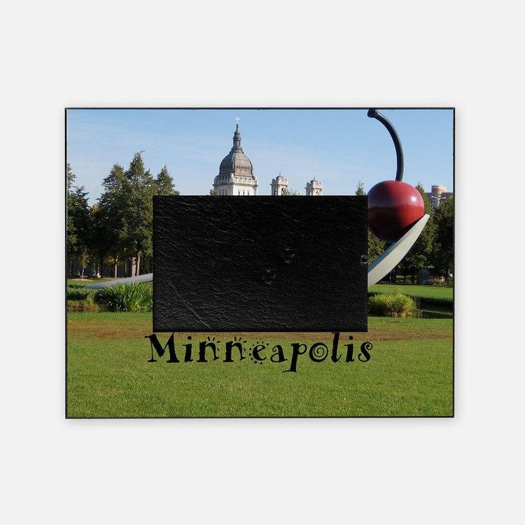 Minneapolis_9.5x8_Mousepad_Spoonbrid Picture Frame