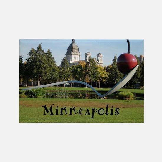 Minneapolis_9.5x8_Mousepad_Spoonb Rectangle Magnet