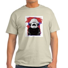 Marx Ash Grey T-Shirt