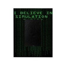 Simulation Theory Picture Frame