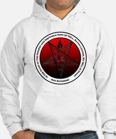 Bloodfire Ineffable King of Hell Hoodie