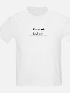 badass2 T-Shirt