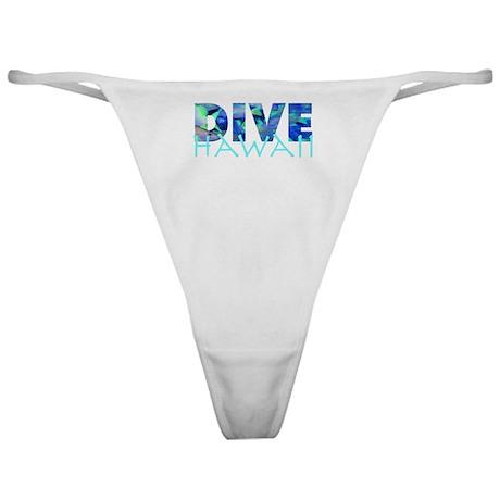 Dive Hawaii Classic Thong