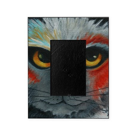 Wild Cat II Picture Frame