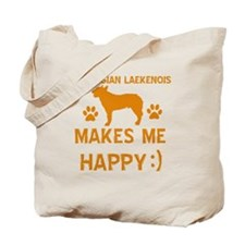 Belgian Laekenois dog Tote Bag
