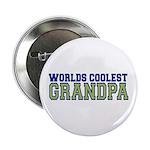 Worlds Coolest Grandpa Button