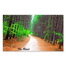 The Road Less Traveled By... Decal