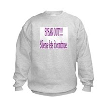"""Speak Out"" Sweatshirt"