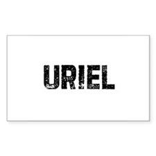 Uriel Rectangle Decal