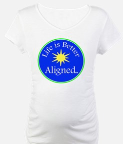 Life is Better Aligned with sun Shirt