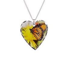 butterfly sc Necklace