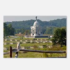 Battle of Gettysburg Postcards (Package of 8)