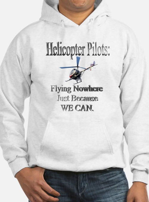 Helicopter Pilots Hoodie