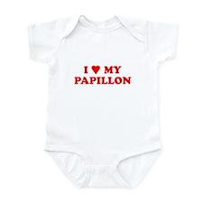 PAPILLION SHIRT PAPILLION T-S Infant Bodysuit